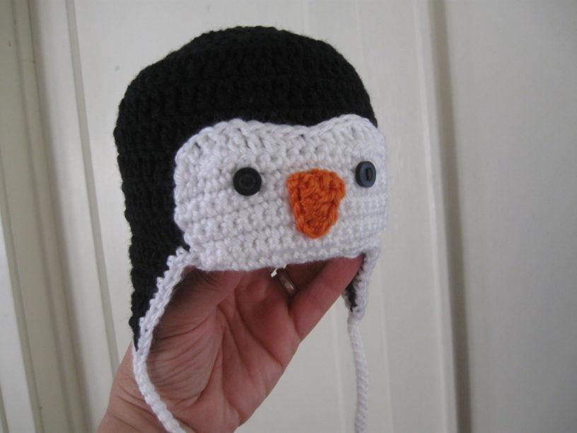 Penguin Hat Emlynns Crafts